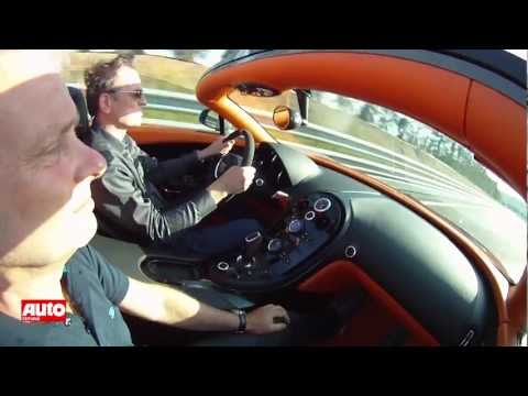 2012: Bugatti Veyron 16.4 Grand Sport Vitesse - Onboard Video [HD]