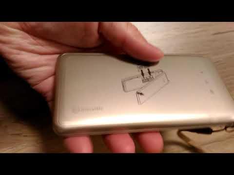 GlocalMe U2 - Handy size mobile wifi router