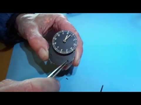Smiths Car Clock Repair   Part 1