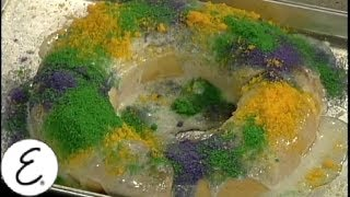 Emeril's Mardi Gras King Cake Recipe - Emeril Lagasse