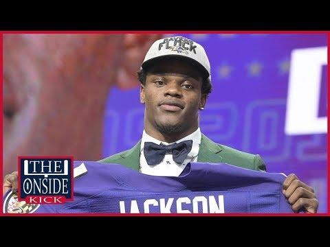 2018 NFL Draft: What Ravens Lamar Jackson Pick Means For Joe Flacco?