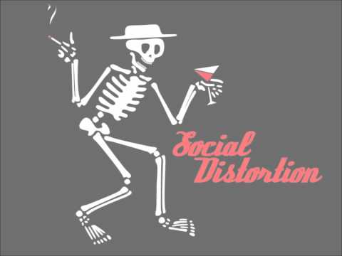 SOCIAL DISTORTION - Bad Luck (With Lyrics)