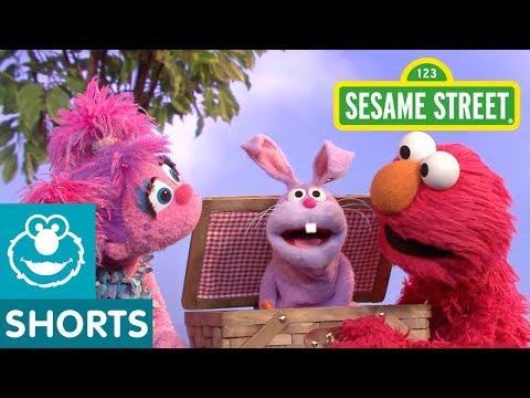 Sesame Street: Elmo and Abby's Picnic Basket