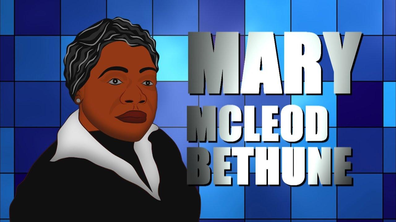 Mary mcleod bethunes pioneering work in black education
