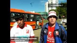 Masiva barra acompañará a Deportes Valdivia en su partido contra Deportes Temuco en el Germán Becker