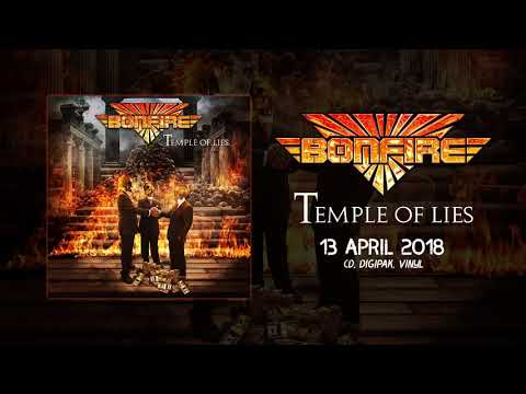 BONFIRE - Temple Of Lies (2018) // Official Audio // AFM Records