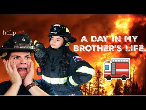 BECOMING A FIREFIGHTER FOR A DAY STEPPING OUT OF MY COMFORT ZONE