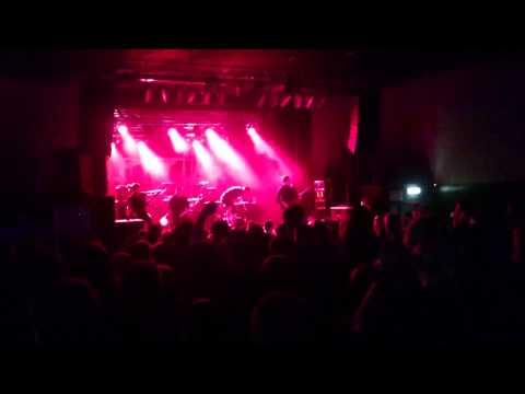 Whitechapel - Fall Of The Hypocrites (Berlin Progression Tour 22.04.2015)