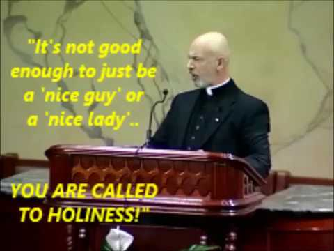 """""""YOU ARE CALLED TO HOLINESS!"""""""