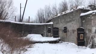 """Заброшенные военные объекты Кронштадта. Батарея """"Демидов"""""""