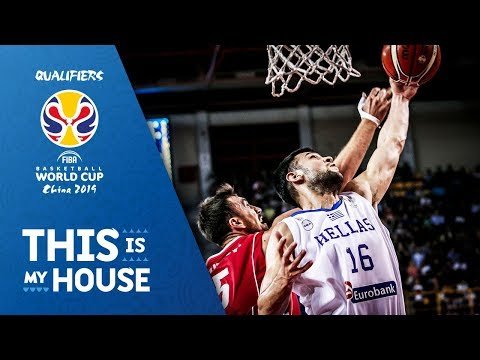 Greece v Serbia – Full Game – FIBA Basketball World Cup 2019 – European Qualifiers