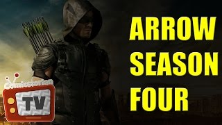 Arrow Season 4 Trailer Analysis