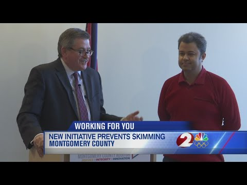 Auditor honors gas station managers