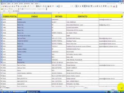 bases de datos empresas emails, guias telefonicas, tarjeta ... - photo#2