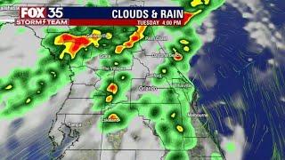 FOX 35 Storm Team Forecast