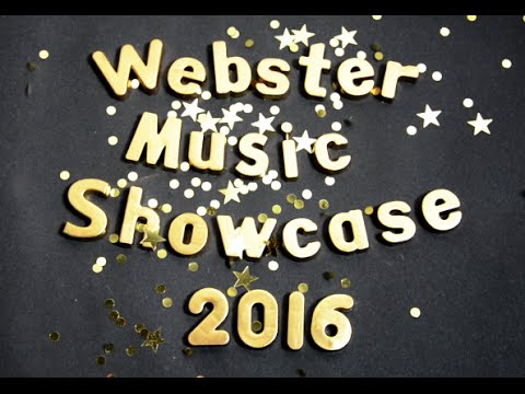 Webster Music Showcase 2016