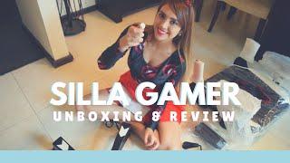 UNBOXING Y REVIEW DE SILLA GAMER | CLUTCH CHAIRZ ♥