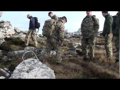 Battlefield Tour Of Mount Harriet 15