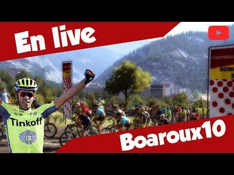 BOAROUX : MY TOUR AVEC TREK. - Bienvenue sur la Web TV dédiée a la communauté Cyclisme du YouTube Game !