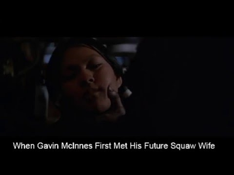 gavin mcinnes meets his future squaw wife youtube