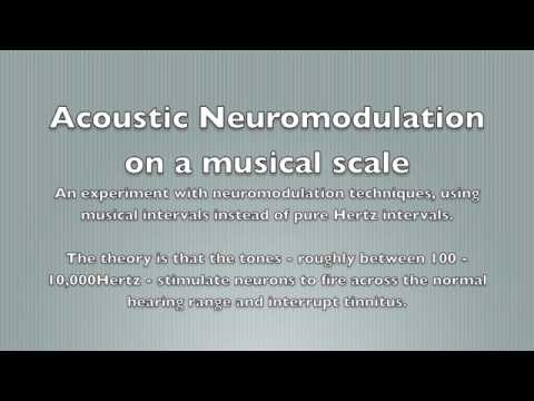 Acoustic Neuromodulation - Musical