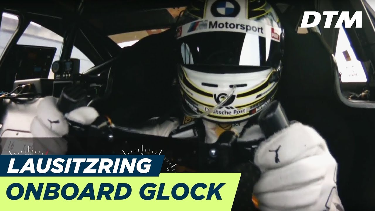DTM Lausitzring 2018 - Timo Glock (BMW M4 DTM) - RE-LIVE Onboard ...