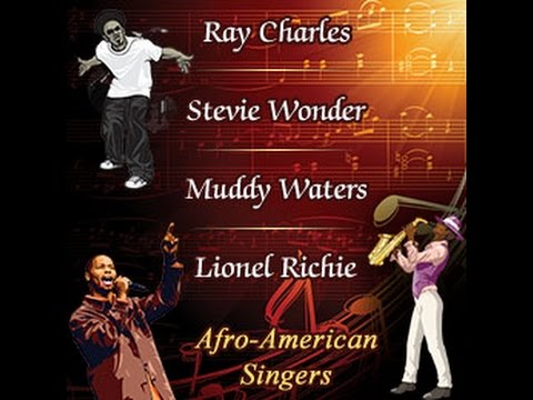 A Comprehensive List of Famous African American Male Singers