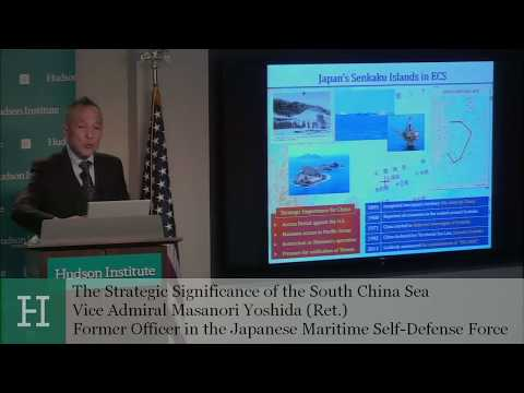 The Strategic Significance of the South China Sea: American, Asian, and International Perspectives 3
