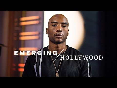 &39;Emerging Hollywood&39; Hosted by Charlamagne tha God on The Hollywood Reporter
