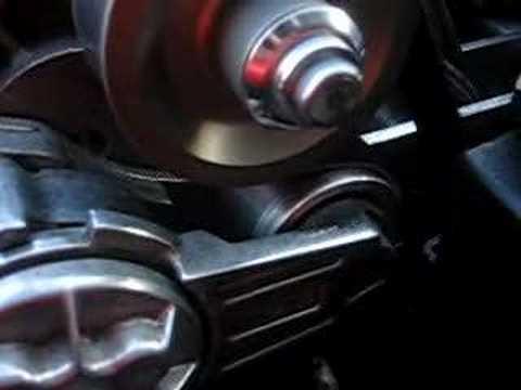 carroll supercharging vortech tensioner