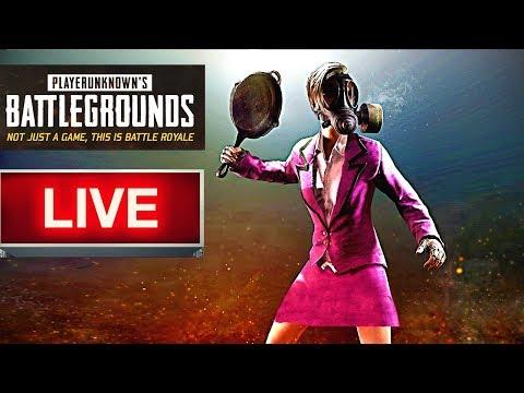 PLAYERUNKNOWN'S BATTLEGROUNDS • PUB LIVE STREAM !!