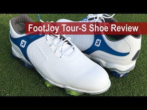 FootJoy Tour-S Shoe Review By Golfalot