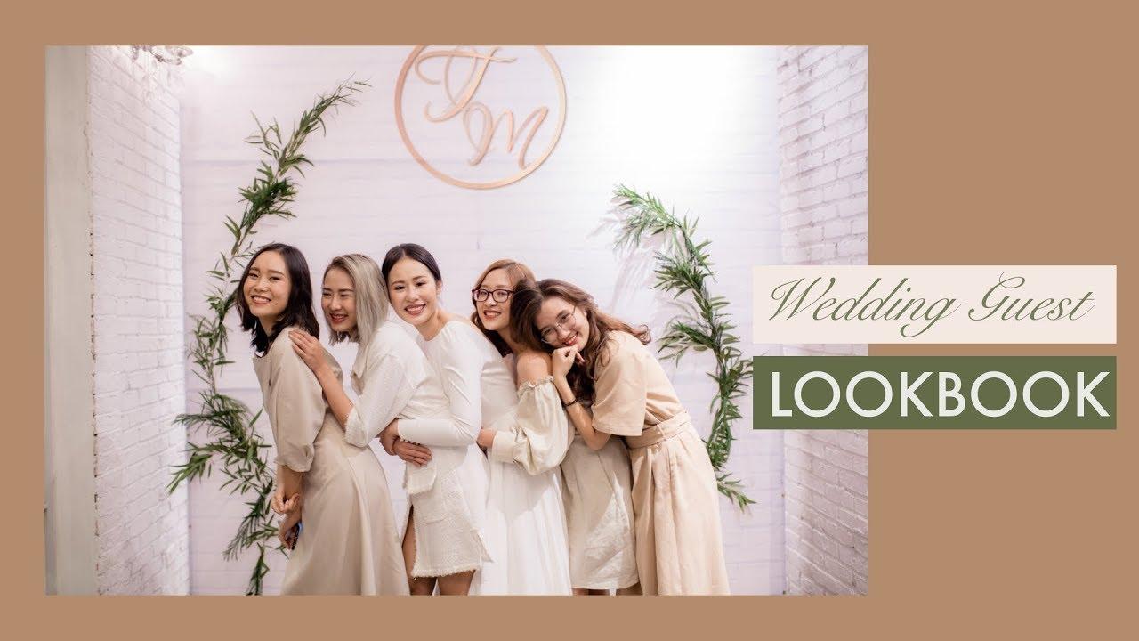 Mặc gì đi đám cưới 🤔| Wedding Guest Lookbook | Mailovesbeauty TV