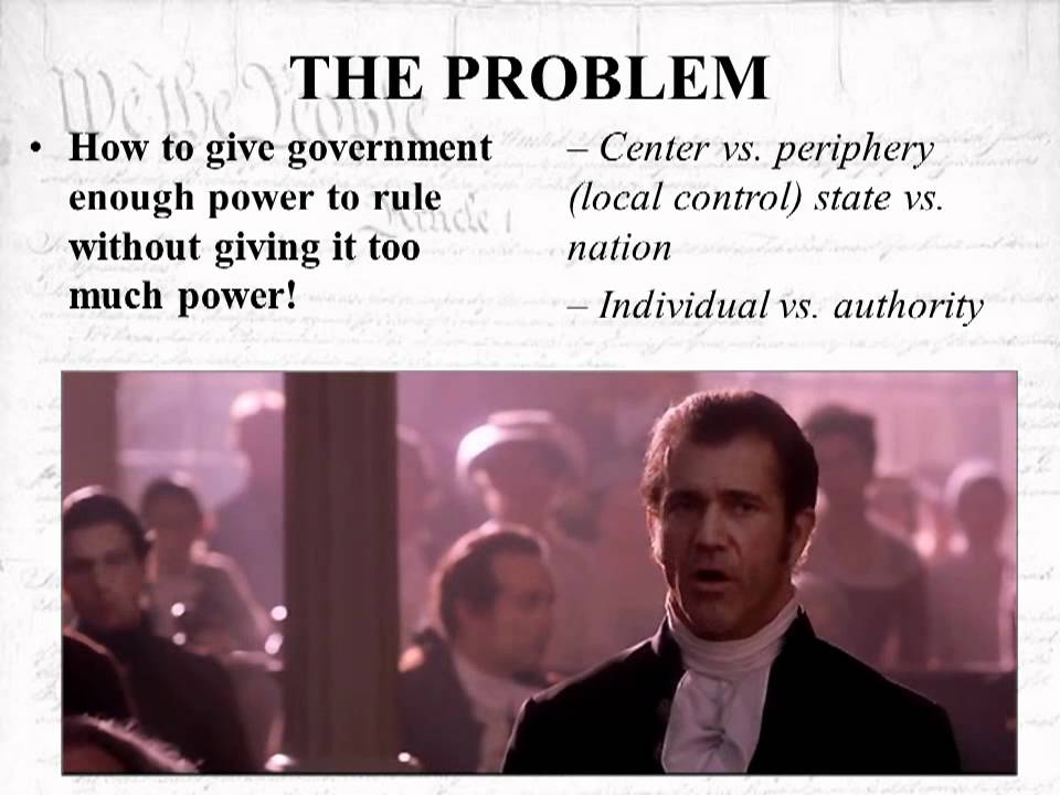 federalist vs anti federalist perspectives on the Mr jourdain's web experience - fed v anti we are going to debate the perspectives of the federalists and anti you will be given one of the federalist or.