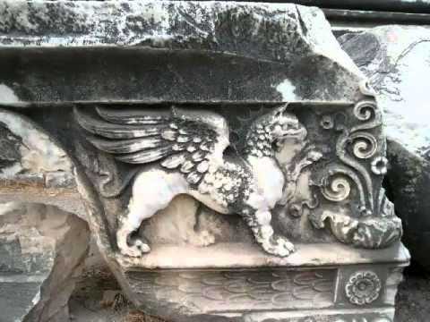 Celebrity Constellation 2011: Turkey West Coast - Ephesus Miletus Didyma Halicarnassus