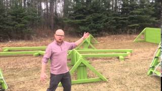Mud Hero Kids Obstacle Preview