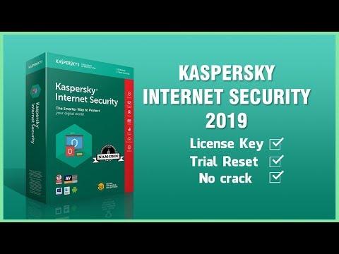Kaspersky Internet Security 2019 License Key (No Crack) ✔️