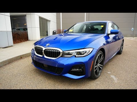 2019 BMW 330i M Sport Review - Start Up, Revs, Walk Around and Test Drive