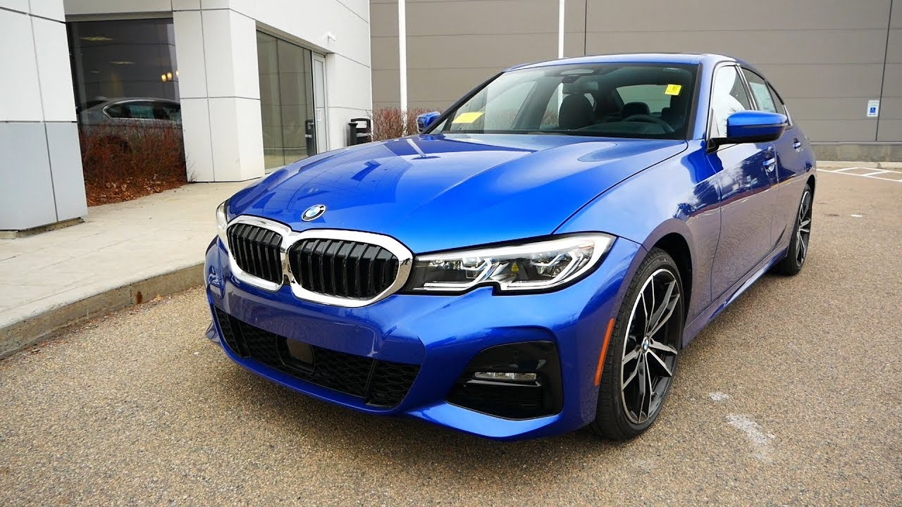 Herb Chambers BMW >> 2019 BMW 330i M Sport Review - Start Up, Revs, Walk Around and Test Drive - YouTube