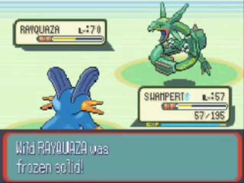 pokemon sapphire how to get ludvisc