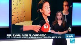 Alexandria Ocasio-Cortez, la 'millennial' que se estrena en el Congreso de EE. UU.