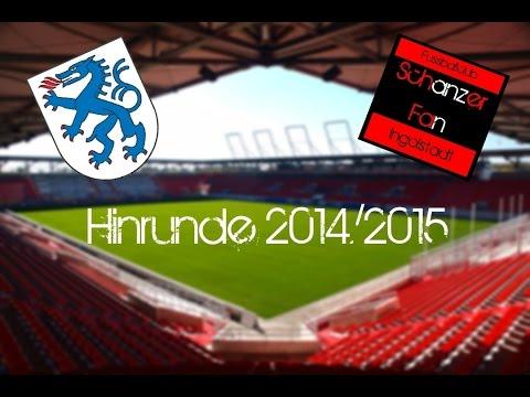 FC Ingolstadt 04 – Alle Tore der Hinrunde 2014/2015