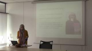 Mathe und Macht, ein Vortrag von Khola Hübsch