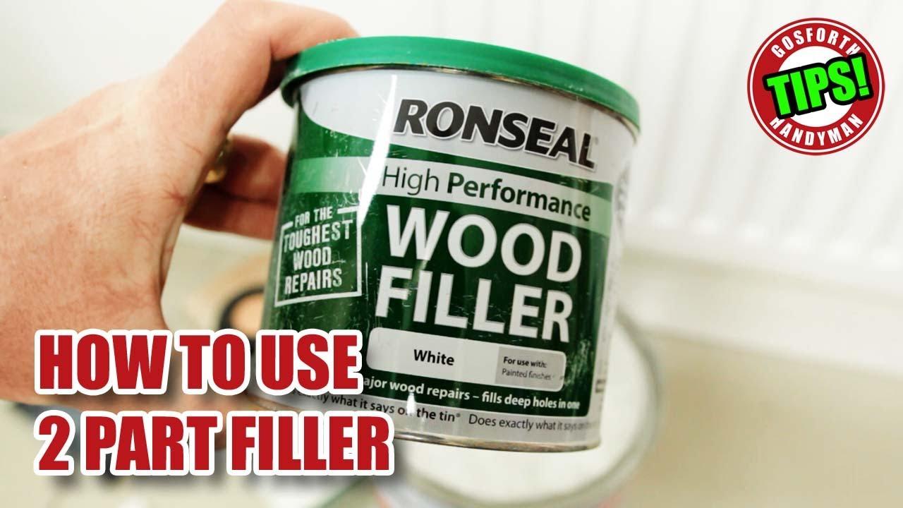 Wood Putty Vs Wood Filler Tech Life Land