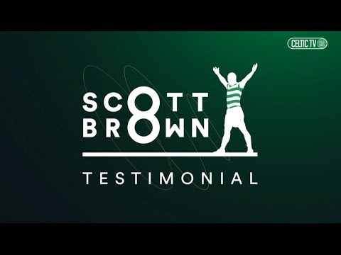 Celtic FC - There's only one Scott Brown