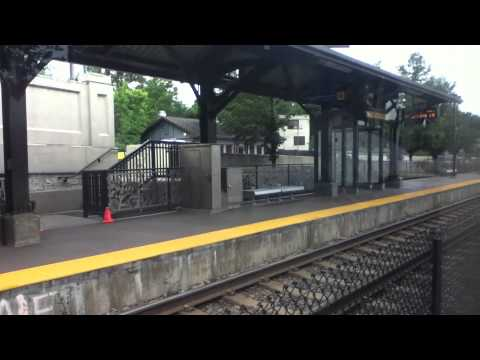 METRO Blue Line Light Rail 28th Ave Station to Target Field Station 8/17/15 HD
