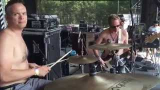 "Splendid ""Stick Like Glue"" Live @ Sziget 2015"
