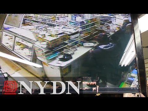 NYPD detective under investigation in theft at Brooklyn bodega