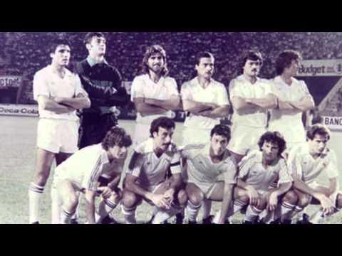 Vicente del Bosque González. Real Madrid.
