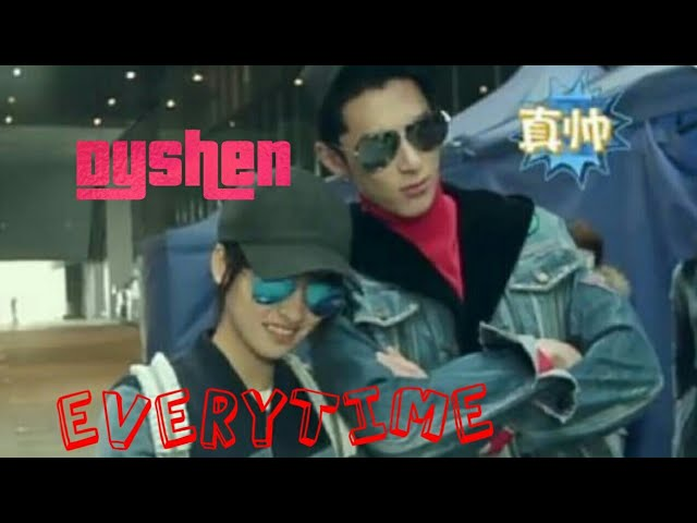 Dylan x Shenyue  moments (Everytime) Dyshen ???.  ????